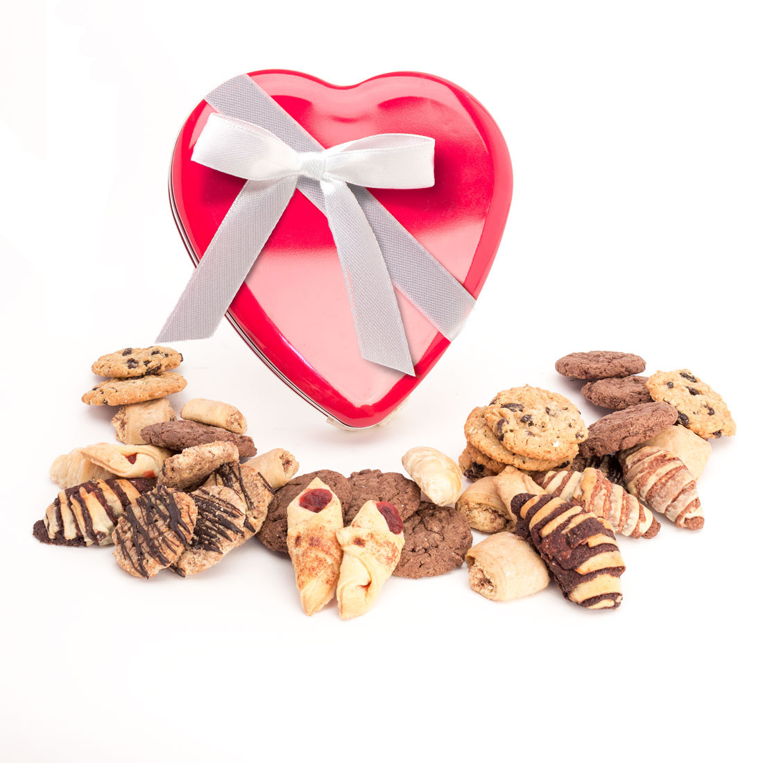 Romantic Edible Gifts | Choose from Fresh Baked Cookies Or Brownies
