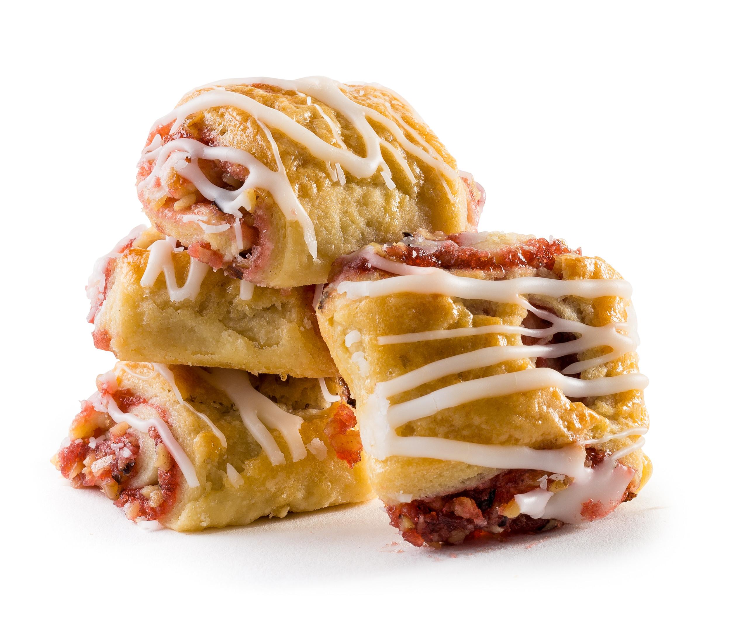 Gimmee Jimmy's Raspberry Cream Cheese Rugelach