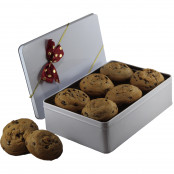 2lb Assorted Cookie Tin | Choose 2 Gimmee Jimmy's Cookies for the perfect surprise.