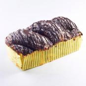 Chocolate Babka Crumb Cake