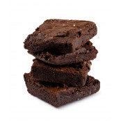 Homestyle Nut-Free Brownies