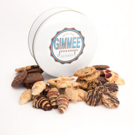 Gimmee Jimmy's Cookies Corporate Gifts | 4 pounds Assorted Cookies and Rugelach