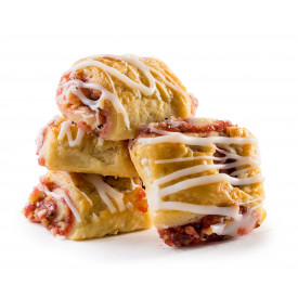 Gimmee Jimmy's Raspberry Cream Cheese Rugelach