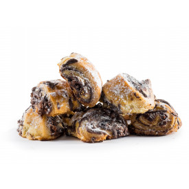 Chocolate Cream Cheese Rugelach