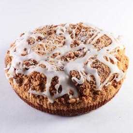 Baked Vanilla Meltaway Crumb Cake