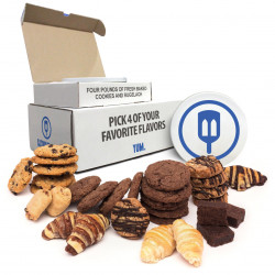 4lb Assorted Cookie Tin | Pick your own Gimmee Jimmy's Cookie Assortment Today!