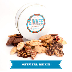 Oatmeal & Raisin Cookies