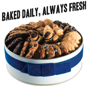 Baked Daily - Always Fresh