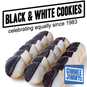 "President Obama dubbed the black and white cookie a ""unity"" cookie."